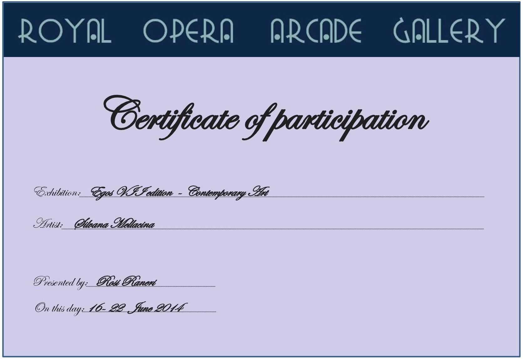 Certificate of participation - ROA - Mellacina.pdf