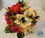 Bouquet da sposa/Bridal bouquet