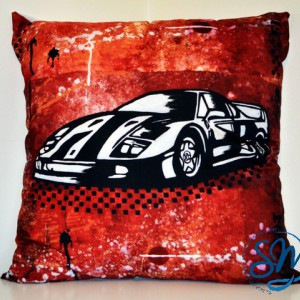 Cuscino Ferrari/Ferrari cushion