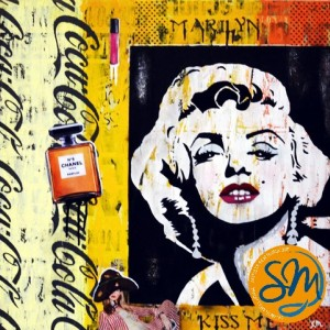 Grandi miti-Marilyn/Greats Myts-Marilyn