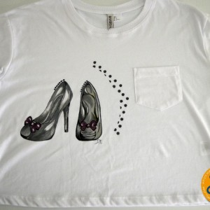 T-Shirt Shoes