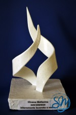 Scultura Volute/Volute Sculpture